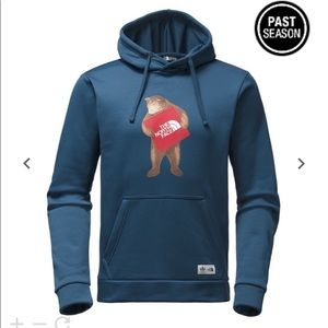 Men 's 3 Fish pullover hoodie